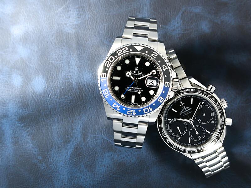 時計の買取には特に自信があります