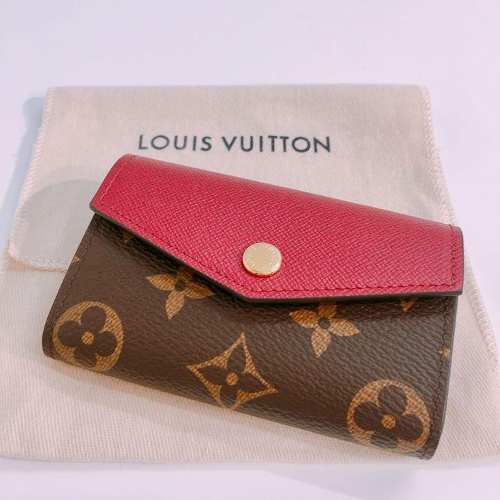 ヴィトン(LOUIS VUITTON)のコインケースは繊細でエレガント